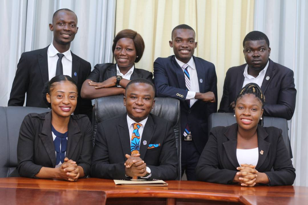 2018/2019, EXECUTIVE COUNCIL CHARGED TO SERVE DILIGENTLY WITHOUT SEEKING PERSONAL GAINS