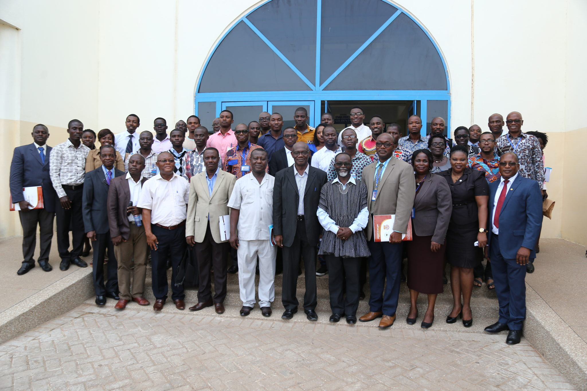 4th International Conference for post graduate studies at UCC ends