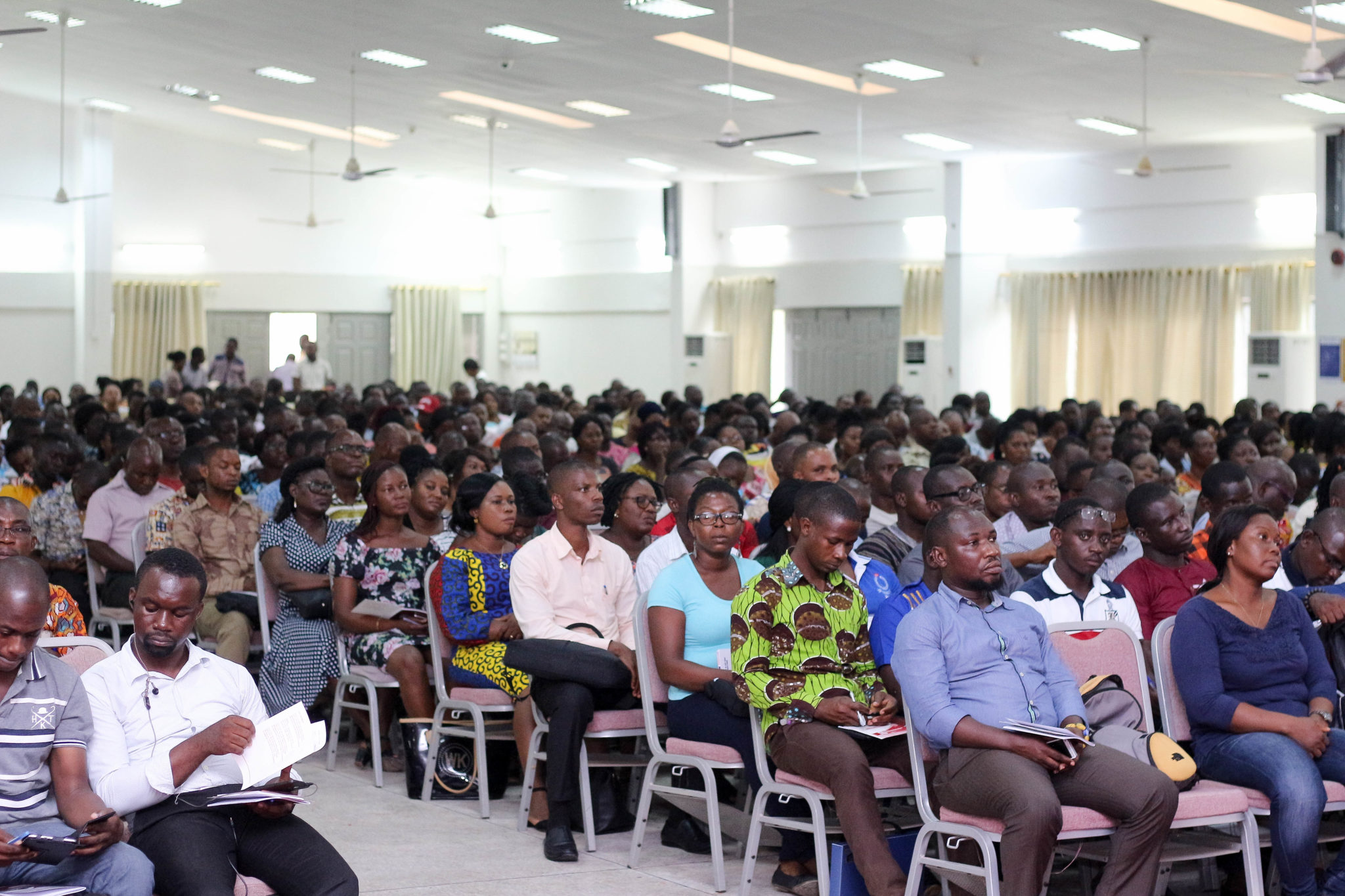 "UCC HOLDS ORIENTATION FOR POSTGRADUATE ""SANDWICH"" STUDENTS"