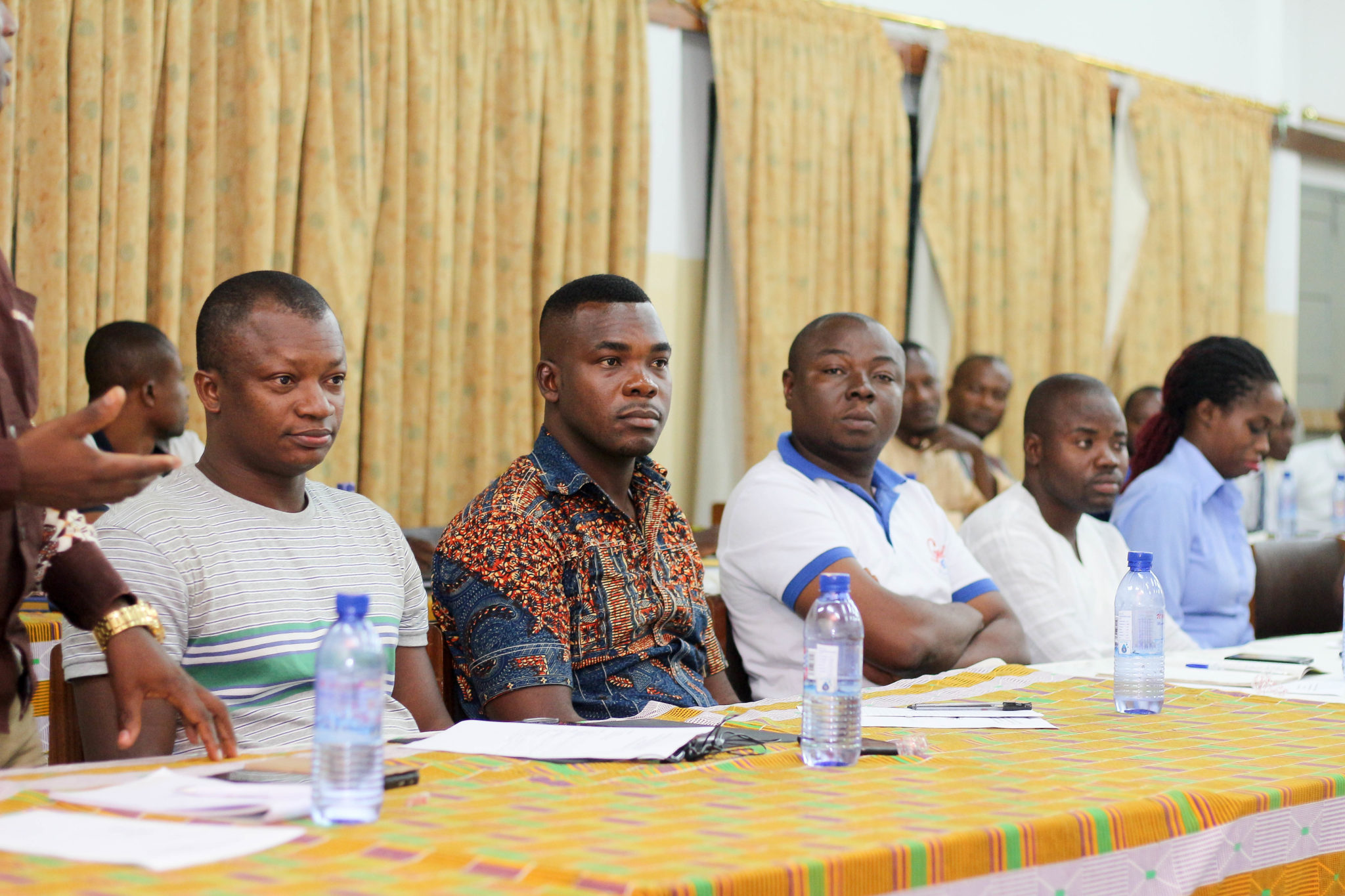 GRASAG UCC HOLDS SENATE MEETING FOR SANDWICH STUDENTS